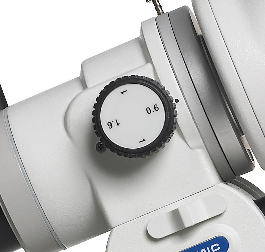 OP-C2L-colposcopio-Cambiador de aumentos