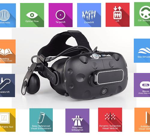 Realidad Virtual Balance