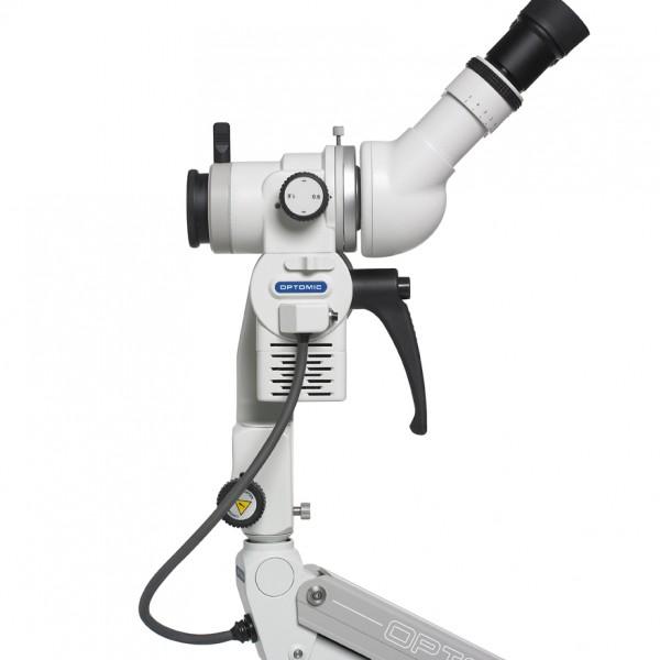 OP-C2L-colposcopio-Cabezal con binocular inclinado